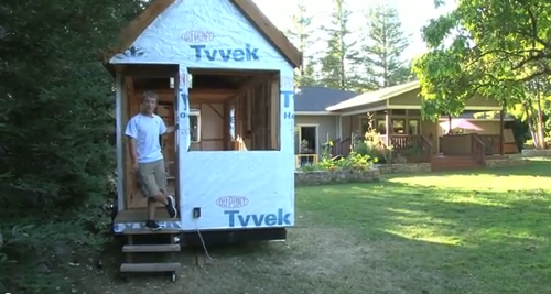 Build your own yet another tiny house