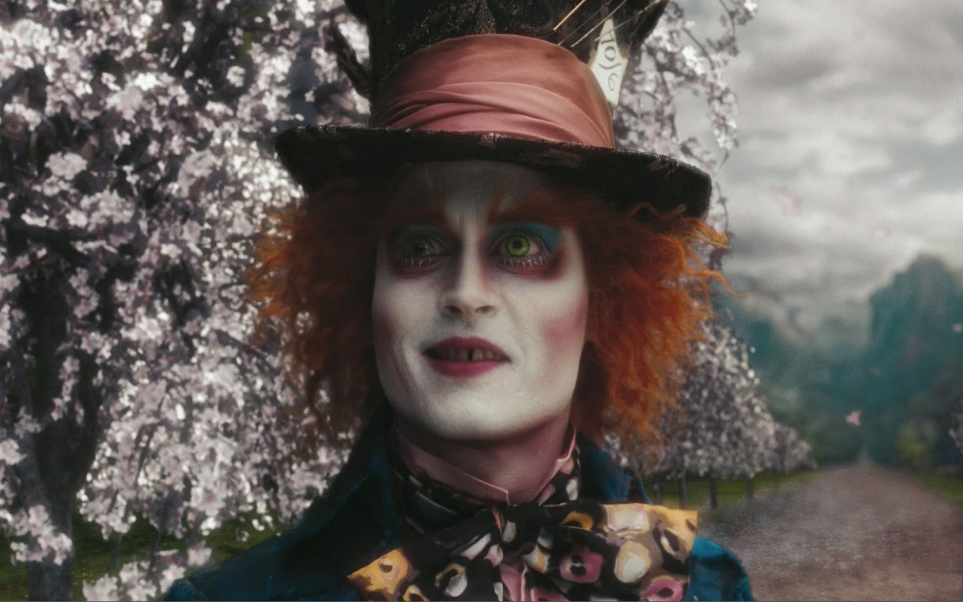 Mad Hatter Wallpaper Pictures Images Photos Photobucket 1920 1200 The Mad Hatter Wallpapers 30 Wallpa Johnny Depp Mad Hatter Alice In Wonderland Wonderland