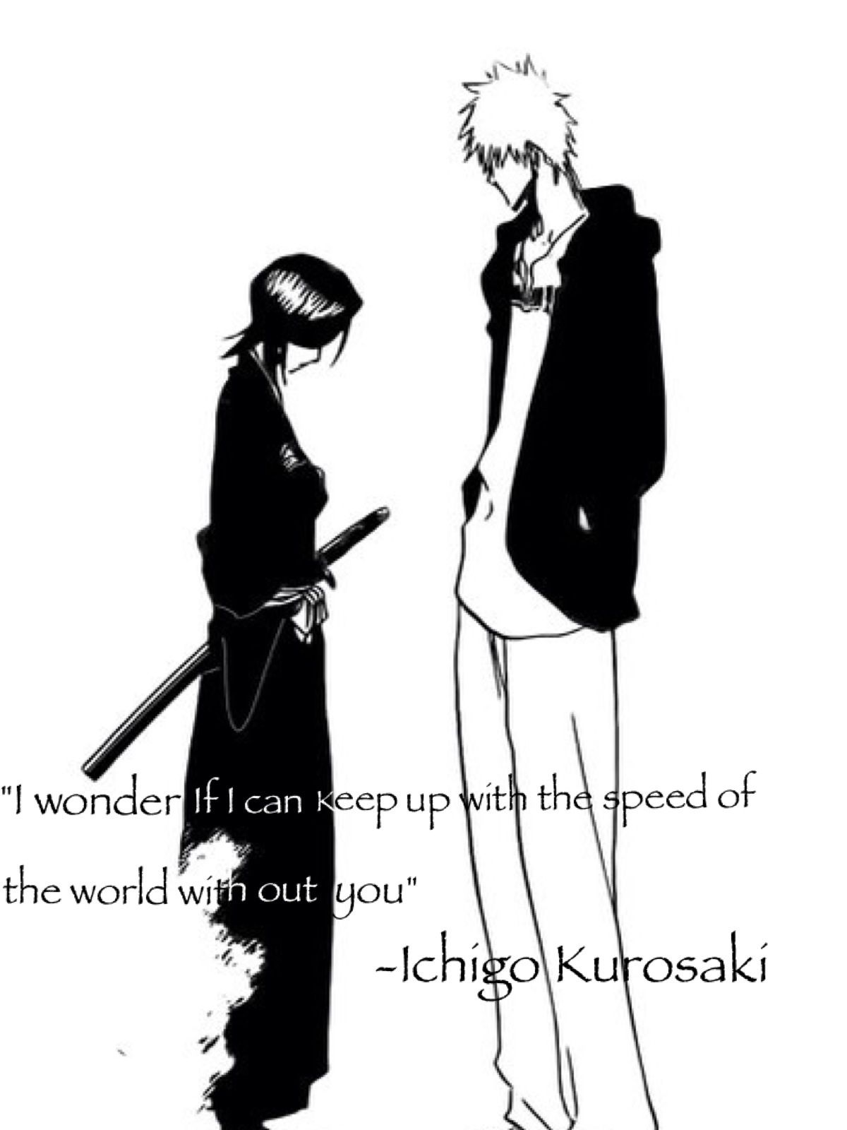 Ichigo and Rukia - this chapter had me crying!!! | Rukia X Ichigo ...