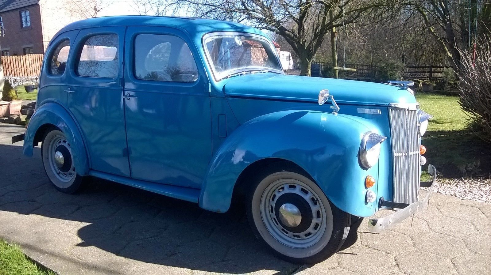 Ford prefect 1952 tax & mot exempt, classic | Ford, Cars and British car
