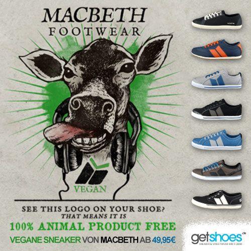 DEAL - #egane #Sneaker - #Macbeth