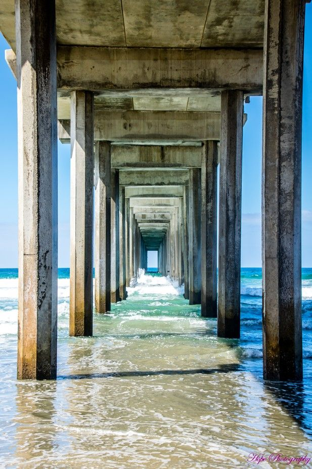 Scripps Pier La Jolla With Images Photography San Diego Pictures