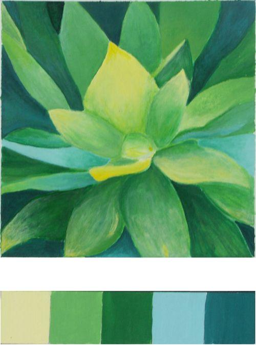 Analogous Colour Elements Of Art Color Color Lessons Elements
