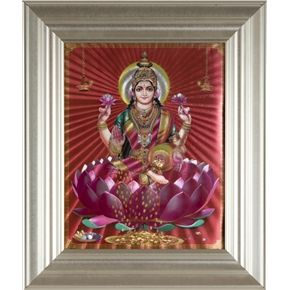 Frame Picture of Goddess Lakshmi