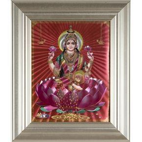 Frame Picture of Goddess Lakshmi