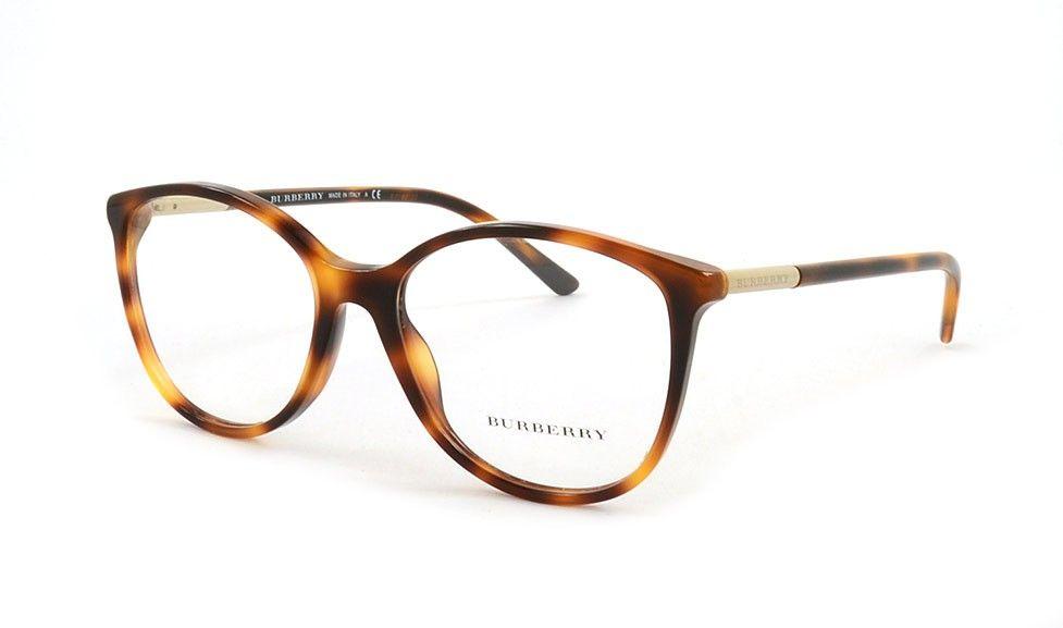 Burberry BE 2128 3316 52 Havanna | Eye Glasses | Pinterest | Brille ...