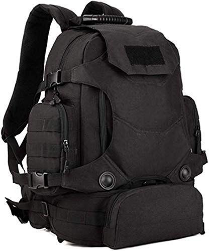 Best Seller Outdoor Hot 2 Set Tactical Backpacks Camping Bags Mens Hiking RucksackWaist Pack online