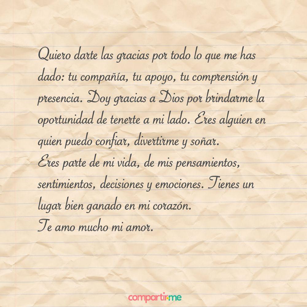 Hermosa Coleccion De Cartas De Amor Para Enviar Y Dedicar Al Amor De
