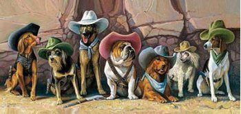 The Magnificent Seven Dog Puzzle