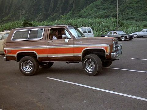 1980 Gmc Jimmy Gmc Classic Gmc Chevrolet Blazer
