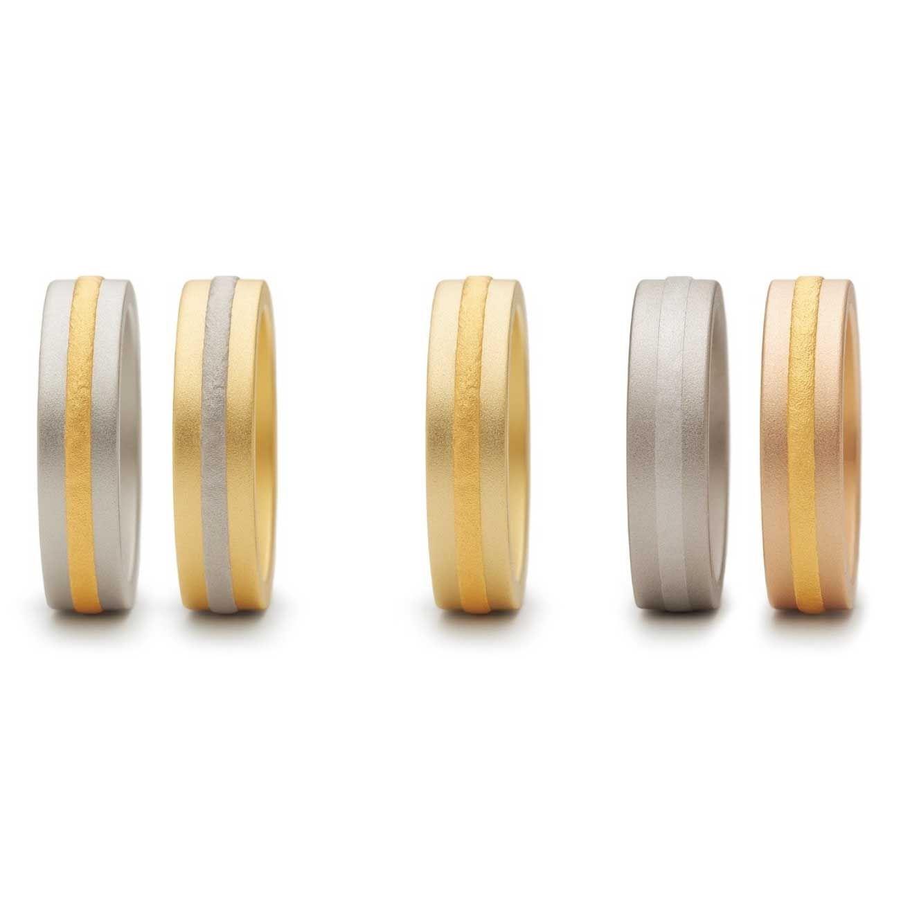 ORRO Contemporary Jewellery Glasgow Niessing Gold Platinum