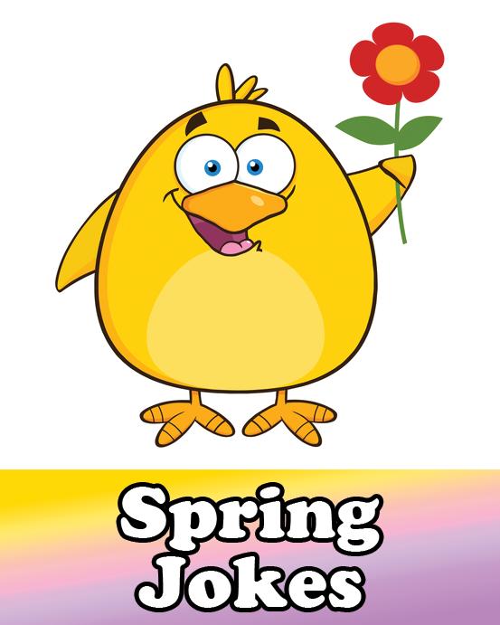 Spring Jokes, Easter