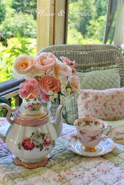 Aiken House Gardens Tea Afternoon Tea Tea Time