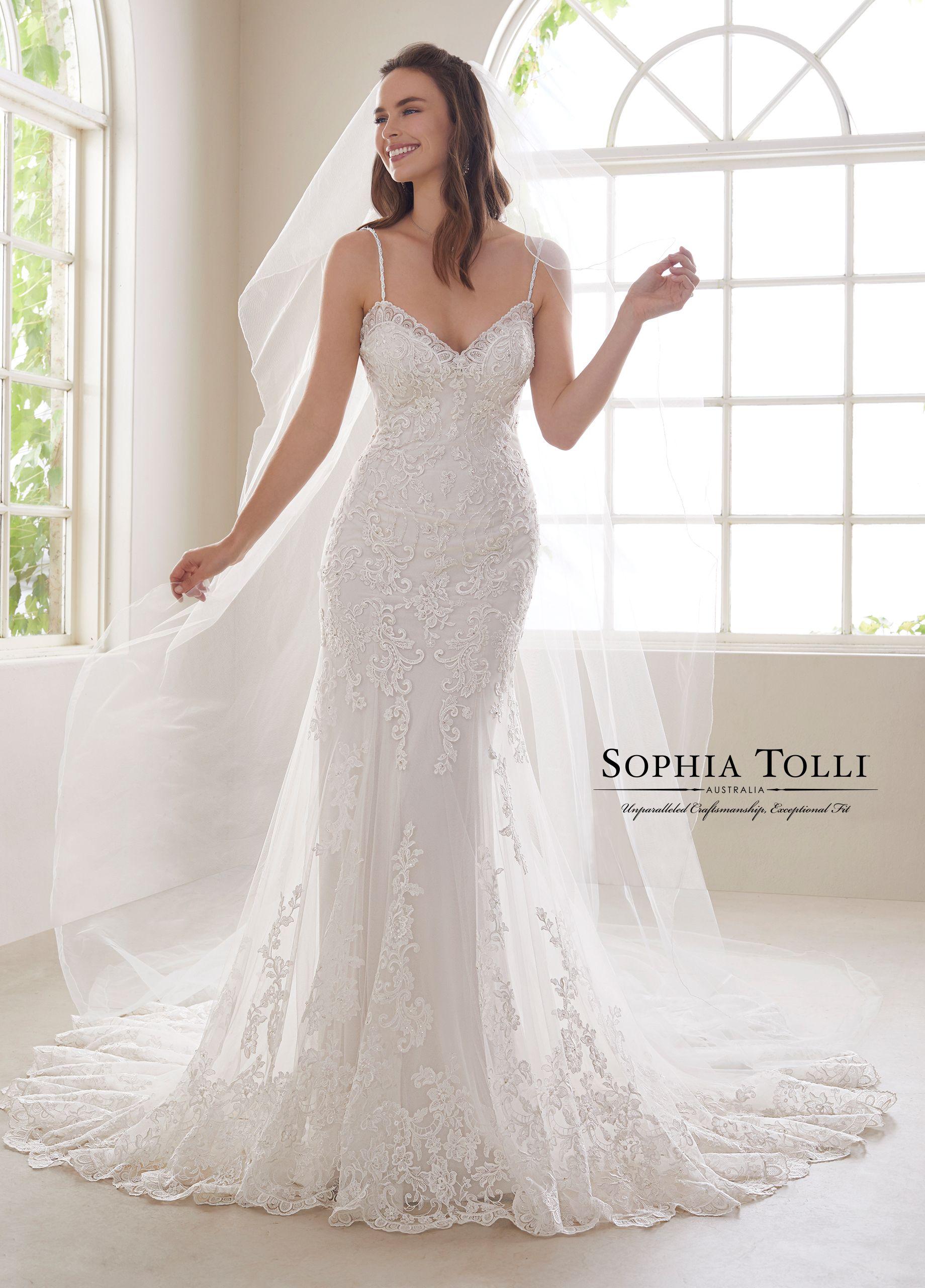 Sophia Tolli Aquamarine Sophia Tolli Wedding Dresses Wedding Dresses Bridal Gowns