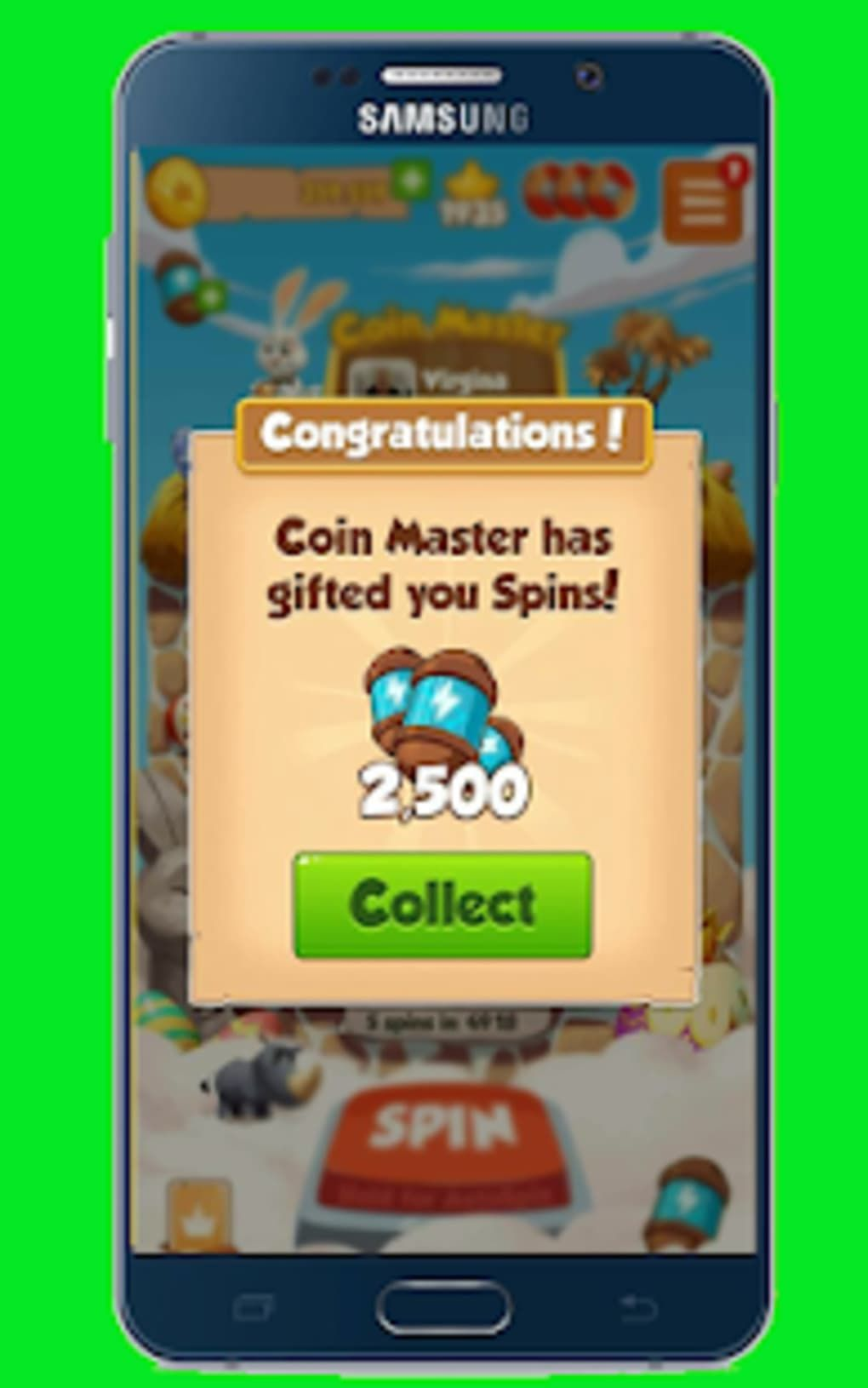Free Coinmaster Spins