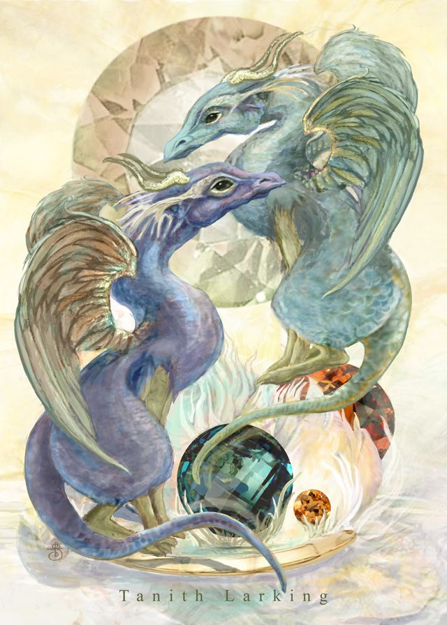 Topaz by Tanith-Larking on DeviantArt   Dragon pictures