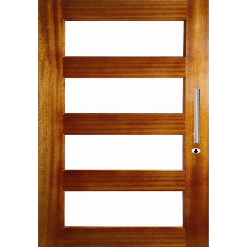Bunnings Front Doors: Hume 2040 X 1200 X 40mm Savoy Entrance Door