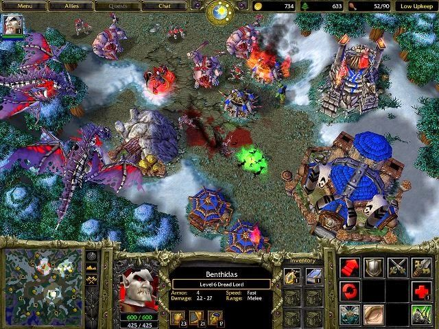 warcraft iii reign of chaos free download full version