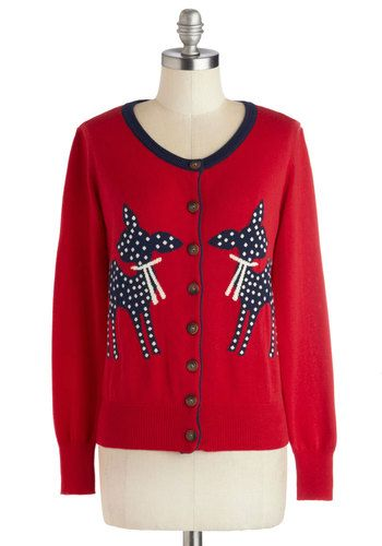 Aren't You Deer Cardigan - make sure to order more cardi/sweaters from this brand...very nice