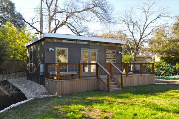 336 sq ft tiny modern cabin by kanga cottages and tiny houses rh pinterest com