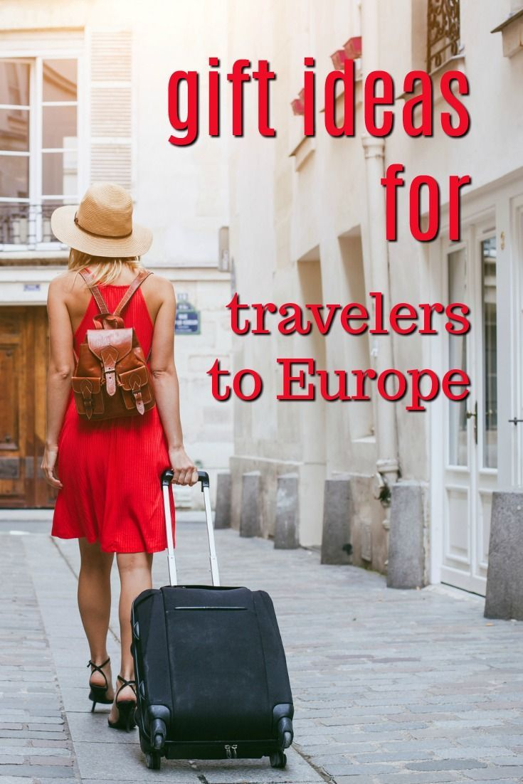 Gift Ideas For Travelers To Europe