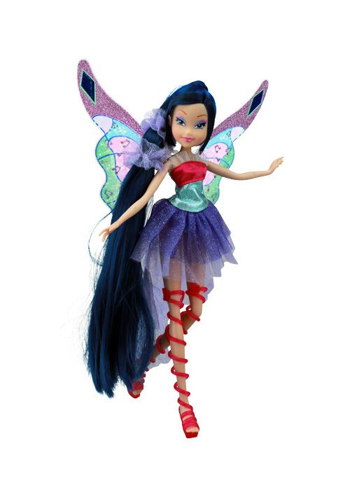 Doll winx merchandise winx club de winxclub doll witty musa doll