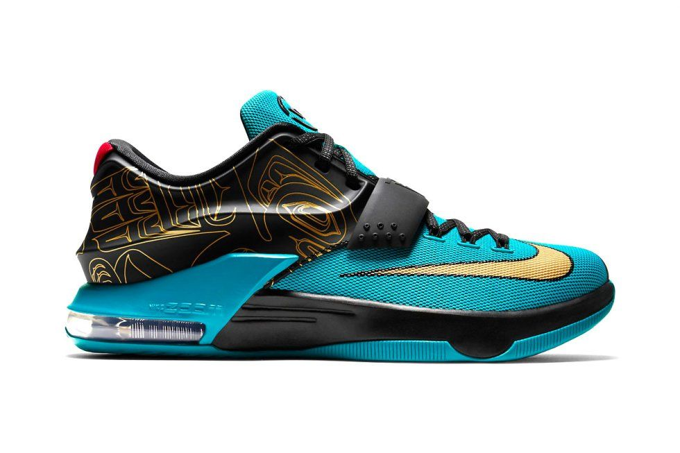 Nike Marks 7 Years of N7 with Native