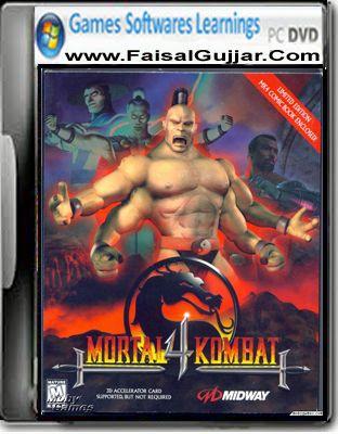 Mortal Kombat 4 Pc Game Free Download FUll Version Highly