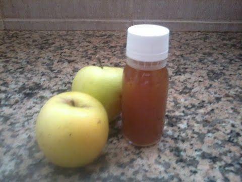 طريقة صنع خل التفاح الطبيعي خطوة بخطوة في البيت Youtube Fruit Apple Food
