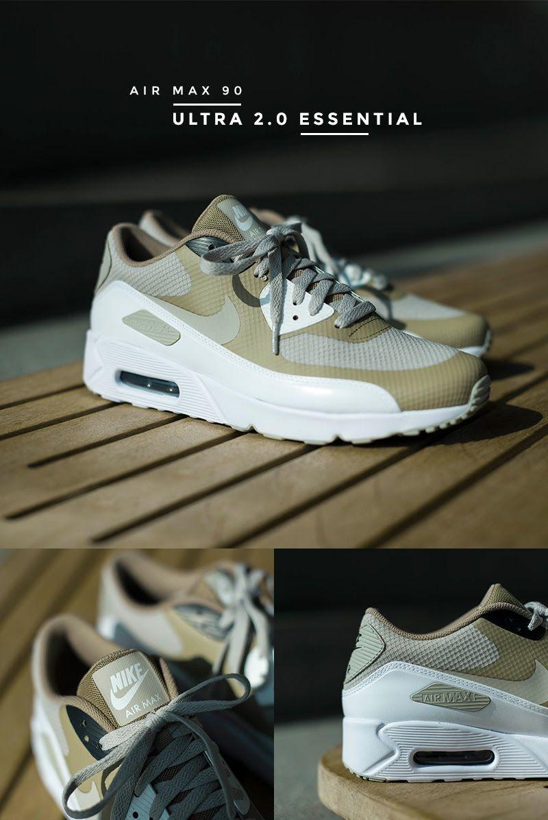 air max 90 ultra 2.0 essential pale grey