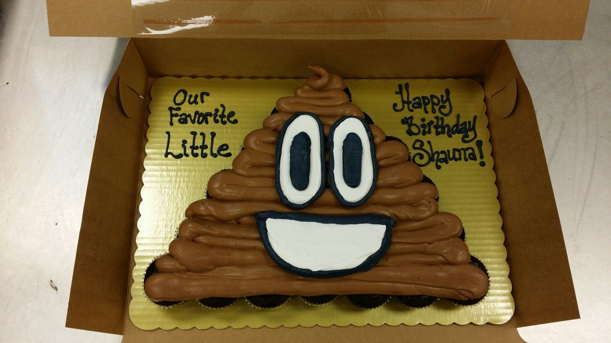 Poop Emoji Shit Cake Cakes I Make Heather Jester
