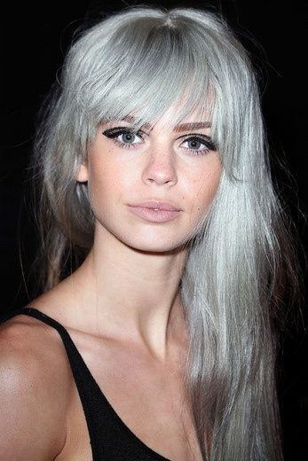 2015 spring and summer hair color trends silver hair 3 hair