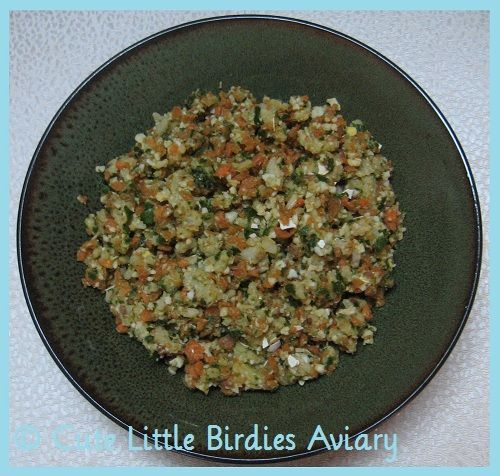 3 whole hard boiled eggs mashed 1 cup of whole grains such as egg food is a excellent food source for any budgie there are many recipes and ways of preparing it and while there are many different commercially forumfinder Image collections