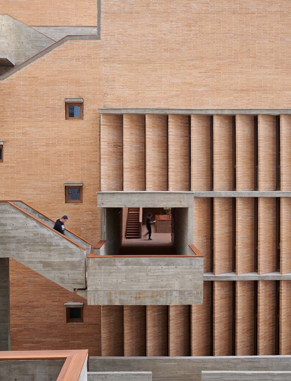 Vector Architects' Monumental Pale-Brick Building Opens As The Changjiang Art Museum - IGNANT
