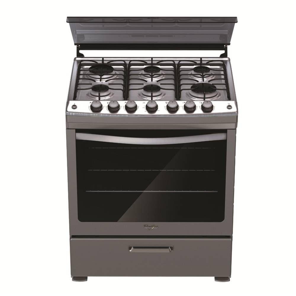 estufa a gas whirlpool 30 steelpro mod wf5850d 8 490 00 en rh pinterest com