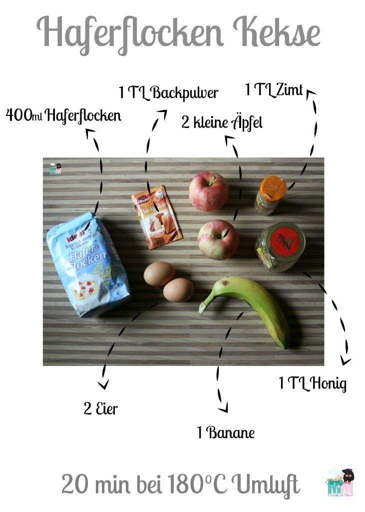 Haferflocken Rezept Frühstücksideen Bentobox, Brot, frühstück, kinder, essen, lustig, schnell, einfach