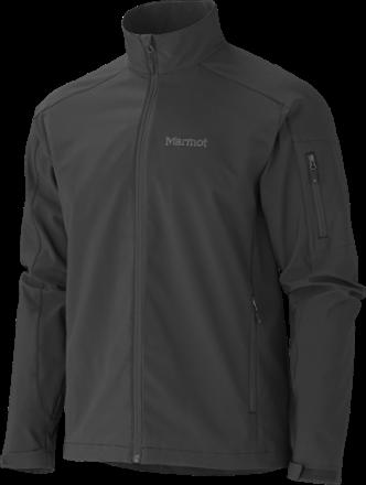 Marmot Men's Approach Soft Shell Jacket Slate Grey XXL