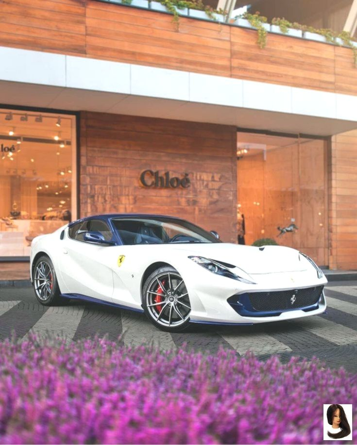 Ferrari 812 Superfast Best Luxury Cars Luxury Cars Ferrari Car