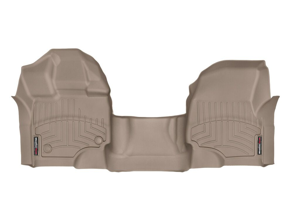 Details About Weathertech Floorliner Mats For Ford F 150 2015 2020 1st Row Bench 1 Piece Weather Tech Ford F150 Floor Liners