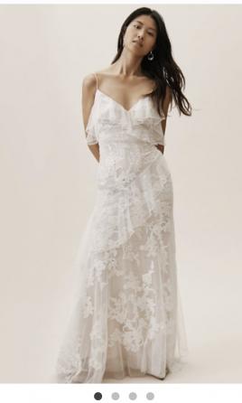 Watters Raleigh Kleid / 66705R Brautkleid | Neu, Größe: 8, 800 US-Dollar
