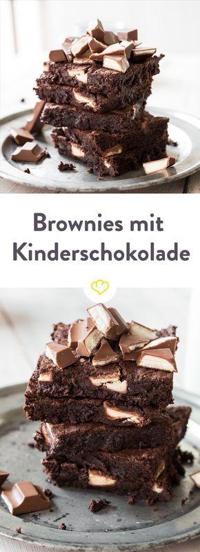 Brownies Rezepte: 1 Grundrezept, 9 Gründe zum Dahinschmelzen