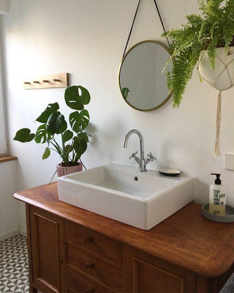 5 Diy Upcycling Ideen Fur Waschtische Aus Vintage Kommoden Waschtisch Bad Doppelwaschtisch Und Diy Upcycling