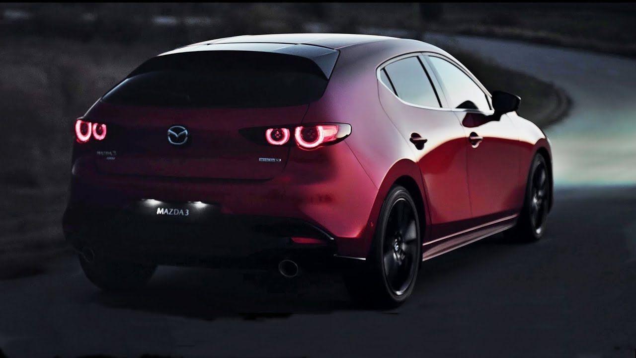 2020 Mazda 3 Sedan Review