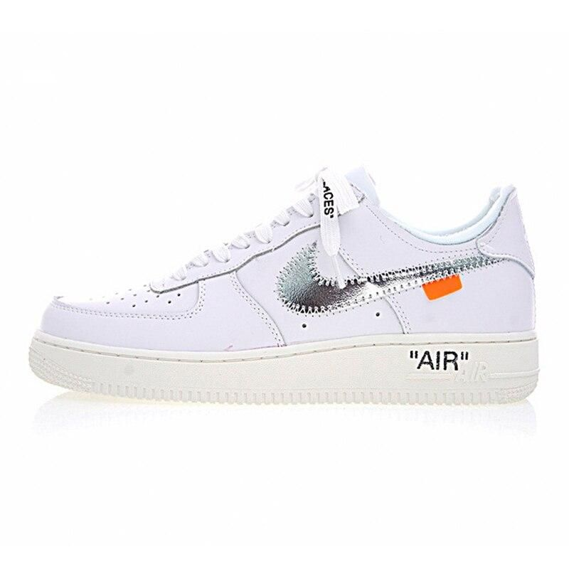 This Air Force 1 designed by Virgil Abloh dropped at
