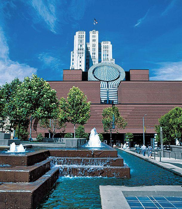Музей современного искусства, Сан-Франциско, Марио Ботта