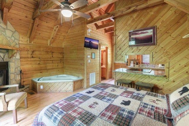 Still Waters Studio 1 Bedroom Gatlinburg Cabin Cabin Rentals In