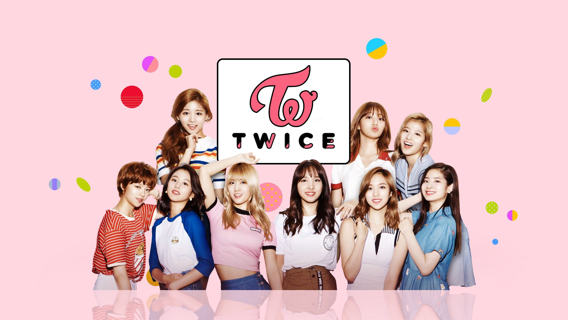 TWICE Wallpaper 1920 x 1080 Need iPhone 6S Plus