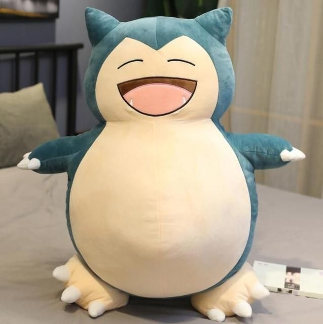 Photo of Giant Snorlax Skin plush toy cover – 150cm Only Skin / C