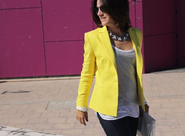 Total look Zara: vaqueros pitillo de otra temporada. El resto de las prendas…