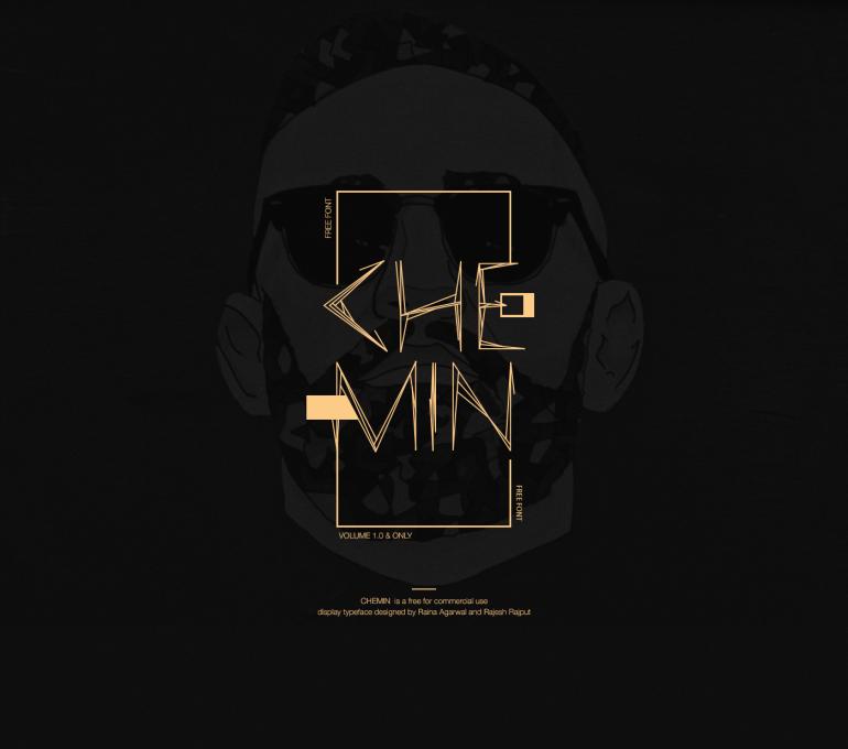 CHEMIN | Free Font